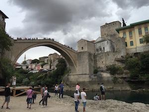 Босния и Герцеговина. Мостар.